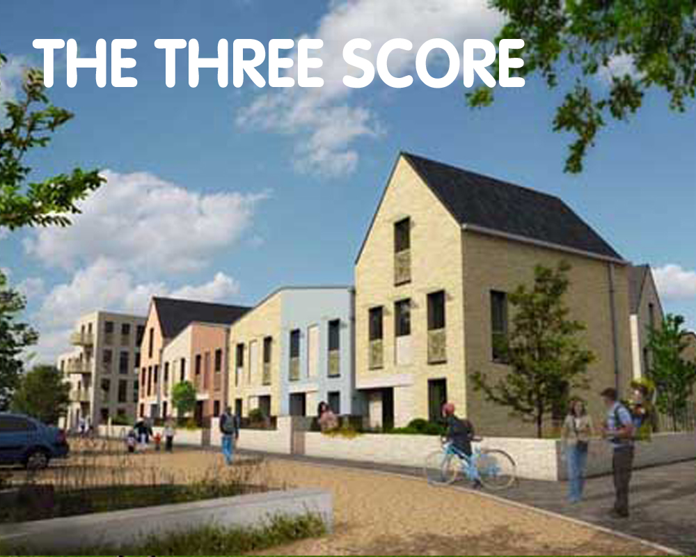 The Three Score Passivhaus Development